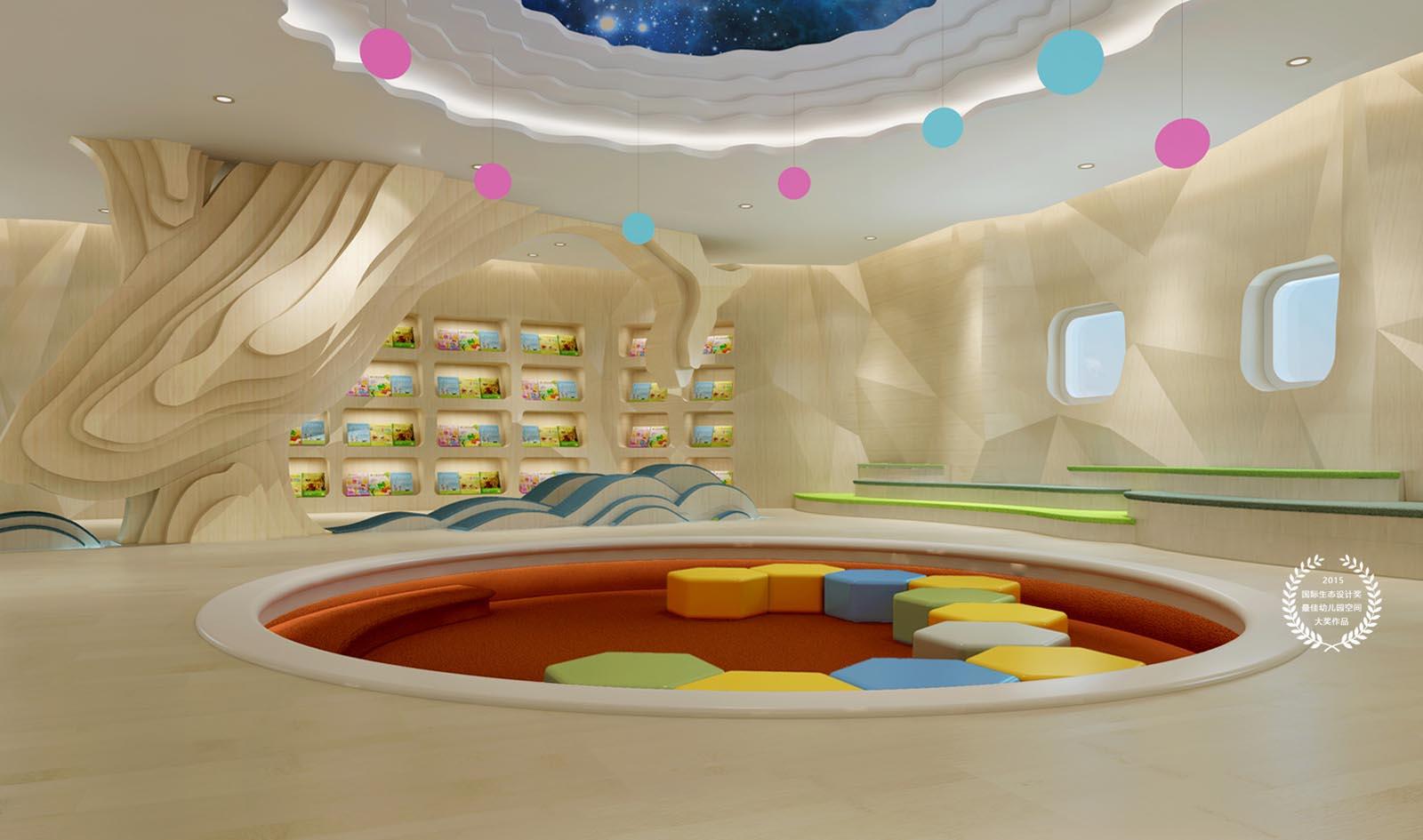 亞太最具影響力的幼兒空間設計機構。